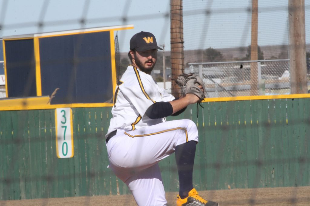 WNCC baseball drops doubleheader to Miles