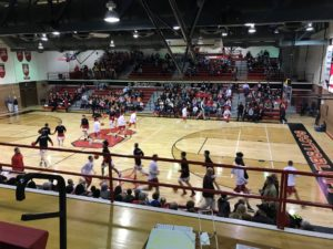 (AUDIO) Sidney stuns Scottsbluff to win B-8 title
