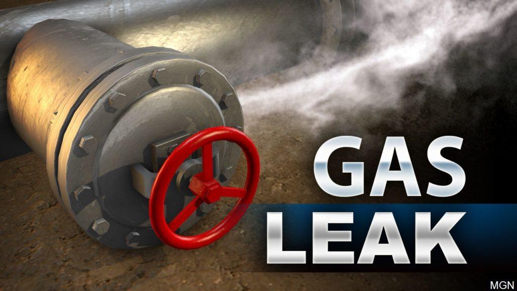 Gas leak in Torrington prompts evacuations