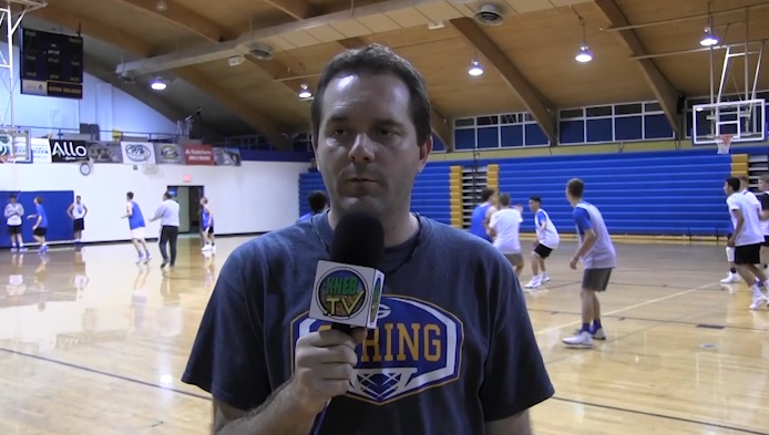 (AUDIO) KNEB Sports catches up with Adam Freeburg
