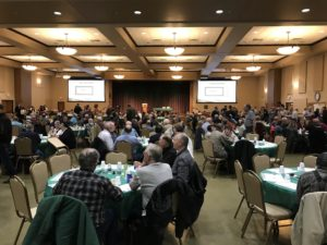 (Audio) Ag Appreciation Banquet held in West Point