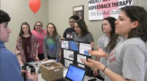 BMS health fair gets students thinking about lifestyle
