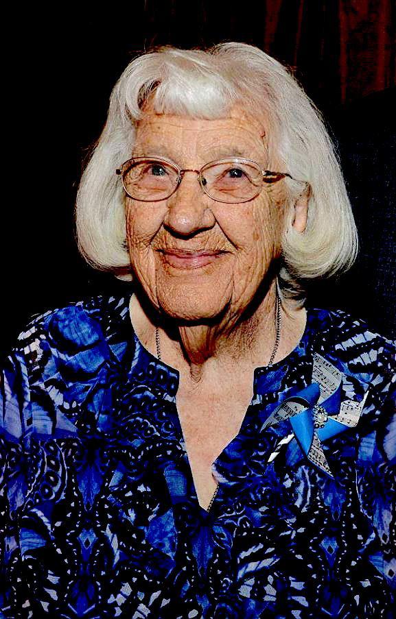 Mabel Junette Barrett, 97
