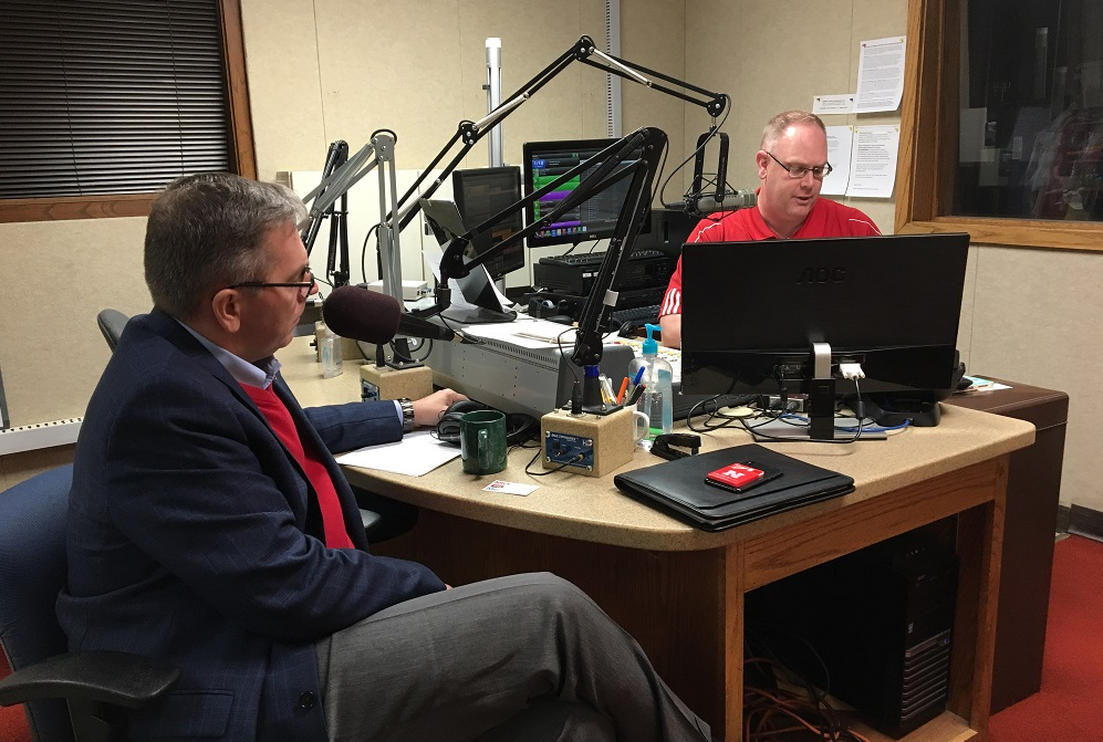 "(Audio) ""Chat with the Chancellor"", with Special Guest – UNL Chancellor, Dr. Ronnie Green"