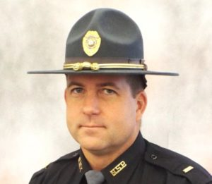 Roby Promoted to Captain of the NSP Training Academy