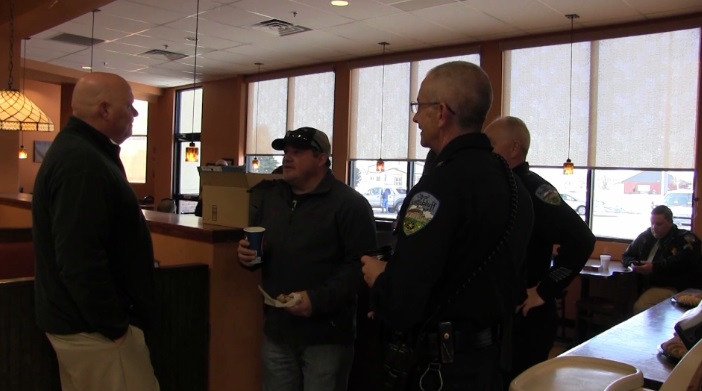 Scottsbluff Police hosting Coffee with a Cop on Thursday