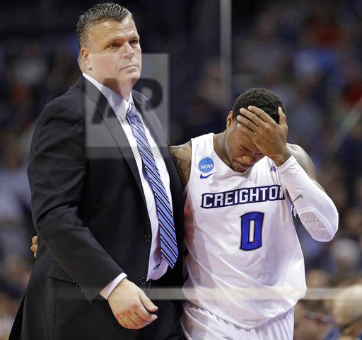 Brown, Kansas State Stymie Creighton Offense 69-59 In South