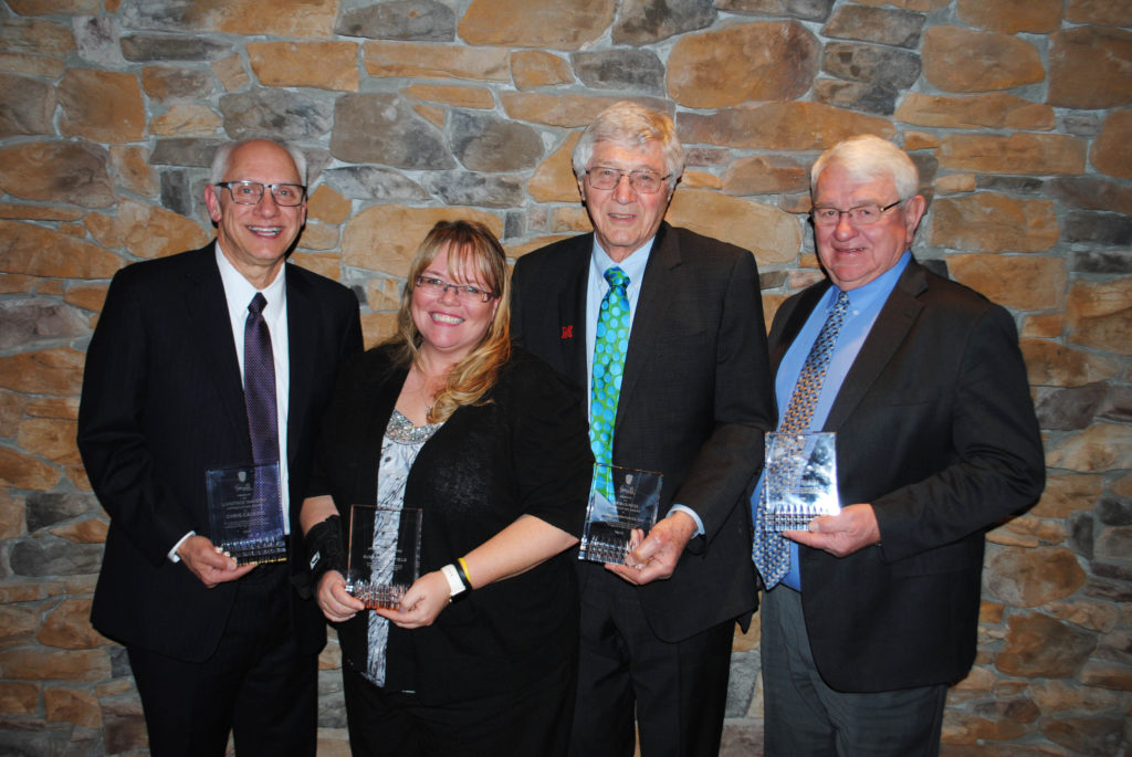 Nebraska Corn Board recognized five ag leaders at annual awards dinner