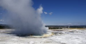 Potential eruptions at Yellowstone geyser, world's largest