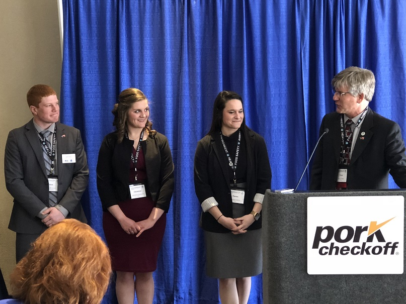 2018 Pig Farmers of Tomorrow Named