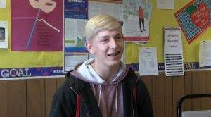 Minatare's J.C. Standley honored as PVC Star Student of the Week