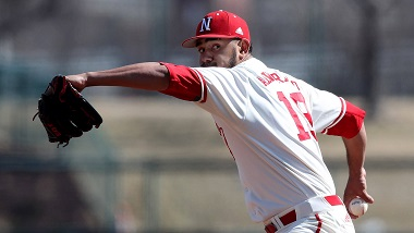 Alvarado Named Big Ten Pitcher of the Week