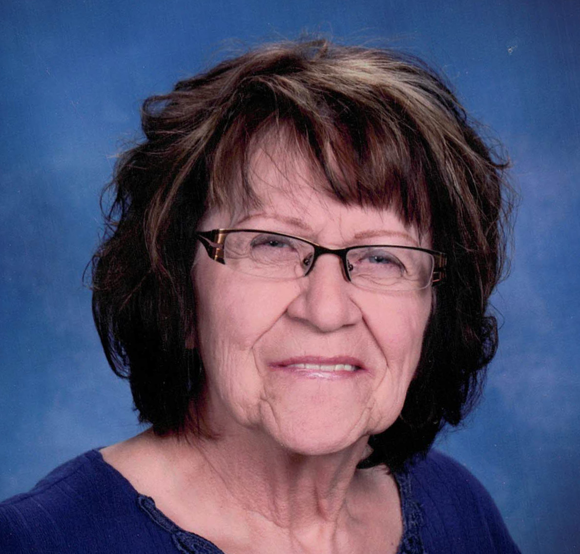 Marian (Folk) Downing, Scottsbluff