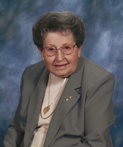 Lydia (Buchhammer) Martin, 97