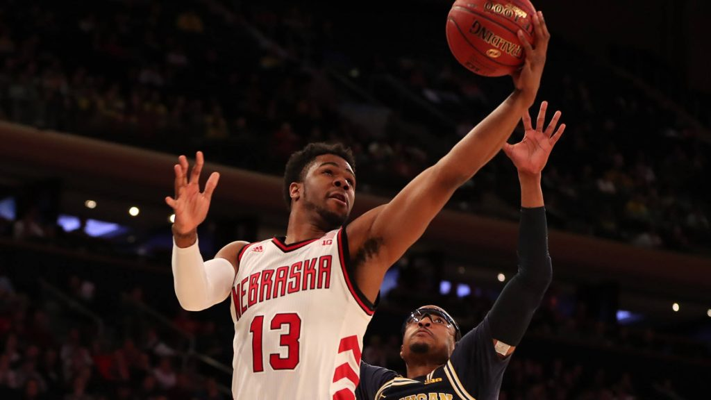 Huskers to Face Bulldogs in NIT First Round tonight