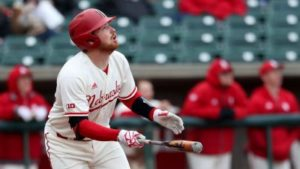 Huskers Gain Split In Weekend Series