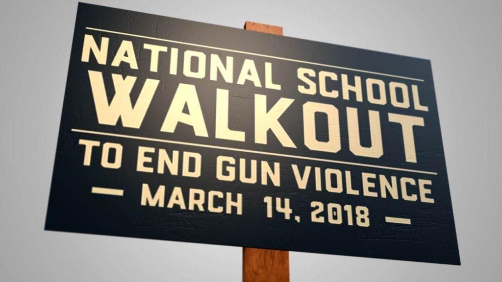 Scottsbluff, Gering schools handling nationwide walkout differently