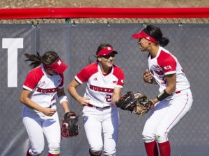 Husker Softball wins 1-0 decision over DePaul