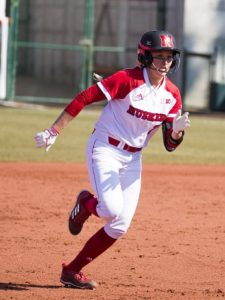 Husker Softball knocks off Creighton