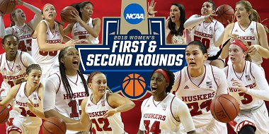 Husker Women to face Arizona State in NCAA Tournament