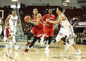 Husker Men come up short at Mississippi State in first round of NIT