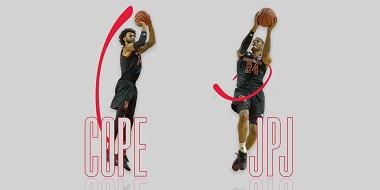 Palmer & Copeland to Test NBA Draft Process