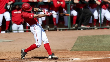 Schreiber Smashes Two Homers as NU Routs Northern Colorado