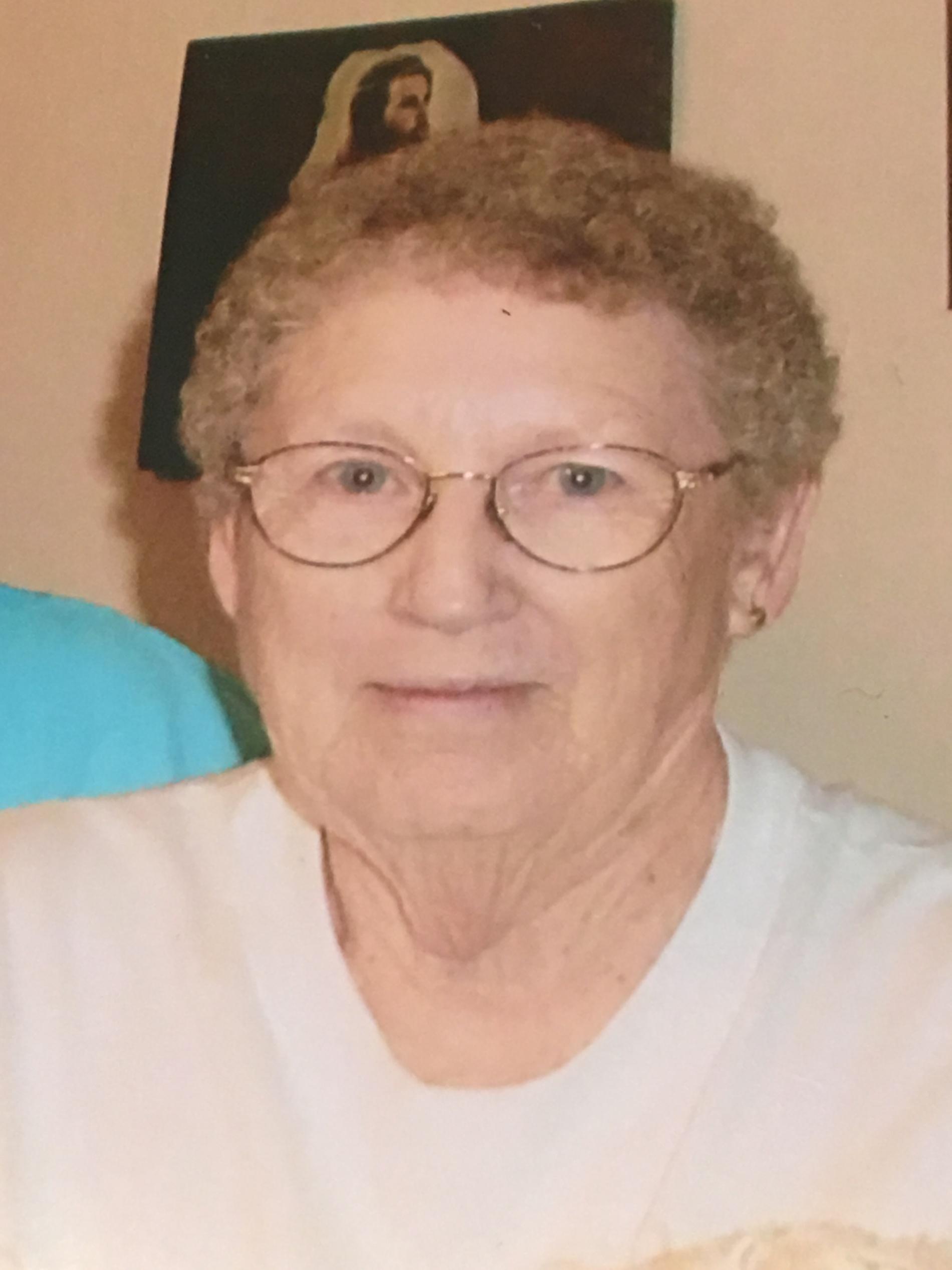 Betty Ellen (Eddings) Sides, 88, Bridgeport