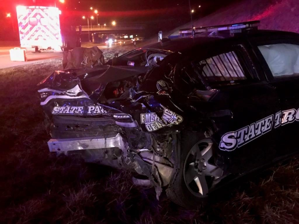 Man killed, Nebraska state trooper injured in collision