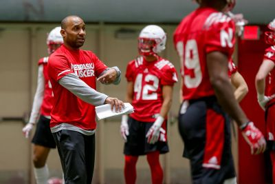 Huskers Wrap Up Thursday Practice