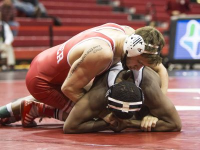 Huskers Compete At National Championships