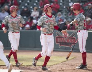Huskers Strike Early in Game Two, Sweep Doubleheader