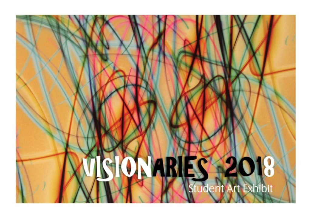 Local students excel at WNAC Visionaries Student Art Exhibit.