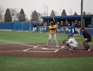 WSC Baseball sweeps Mary