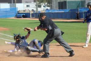 WNCC baseball team falls to South Mountain