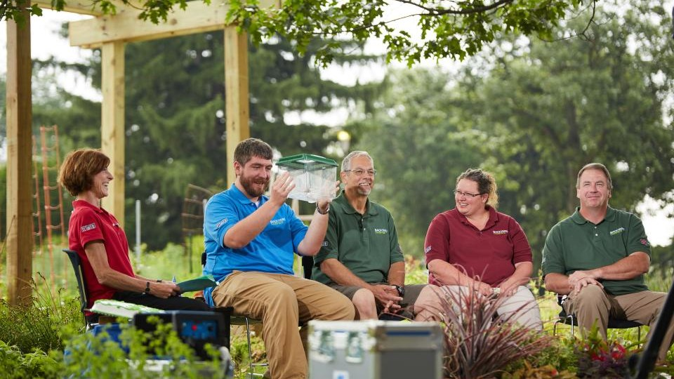 New season of Backyard Farmer premieres April 5