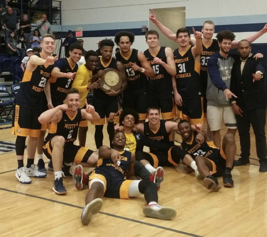 WNCC men: Region IX Champs