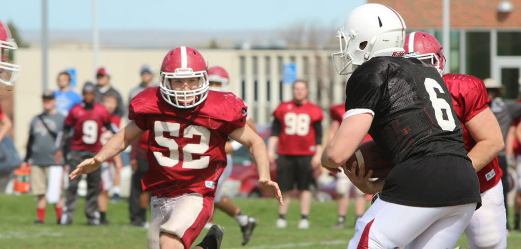 CSC to begin spring football drills