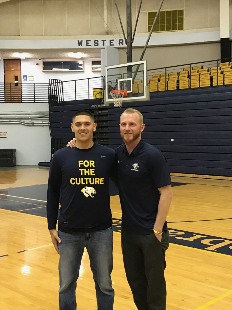 (AUDIO) Scottsbluff's Kuxhausen comes back to WNCC