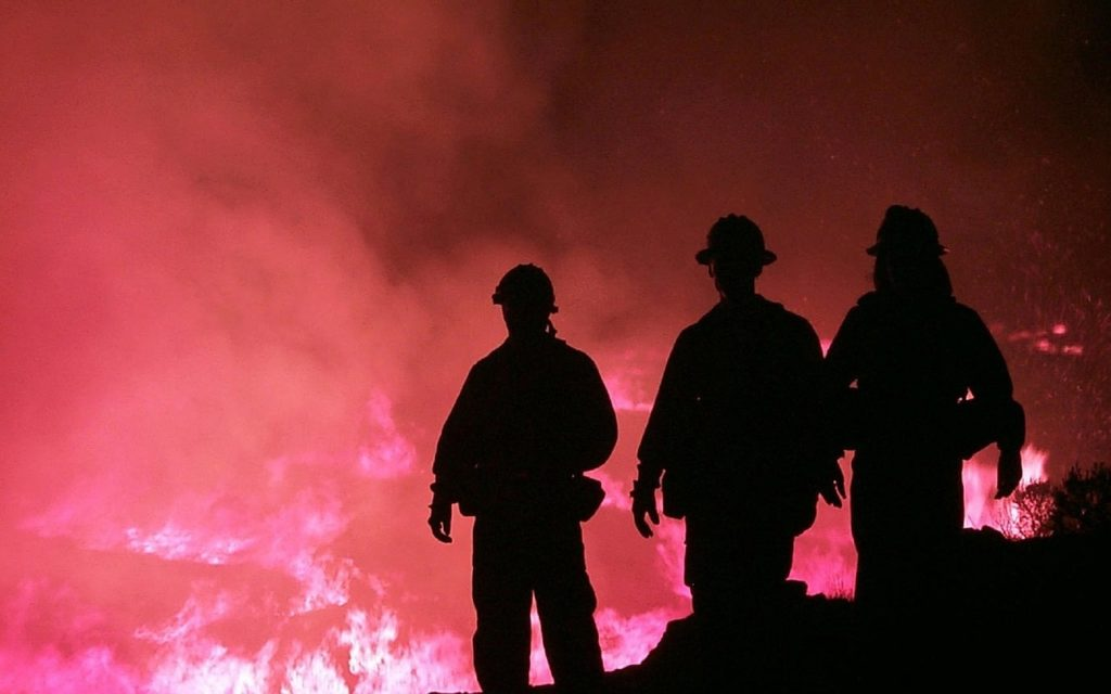 Budget deal includes wildfire disaster fund to end borrowing