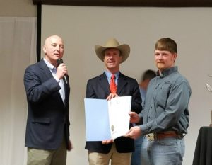 Governor celebrates National Ag Week