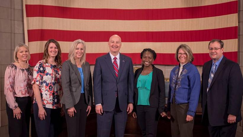 Gov. Ricketts Approves Teacher's License Flexibility for Military Families
