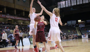 Hastings College Falls At National Tourney