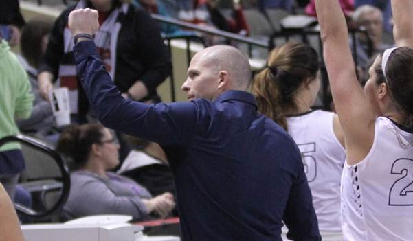 Olson named NAIA National Coach of the Year by WBCA