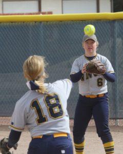 WNCC softball falls twice to Lamar