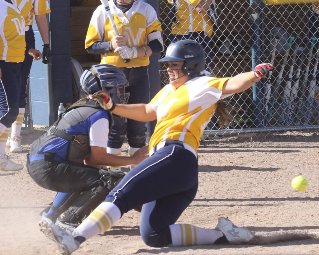WNCC softball splits with Otero