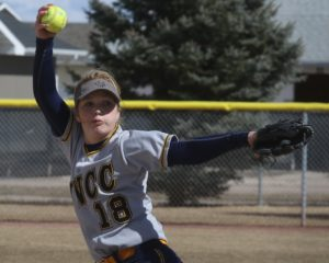 WNCC softball wins twice over NJC