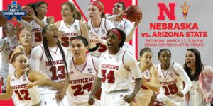 Huskers Fall To Sun Devils