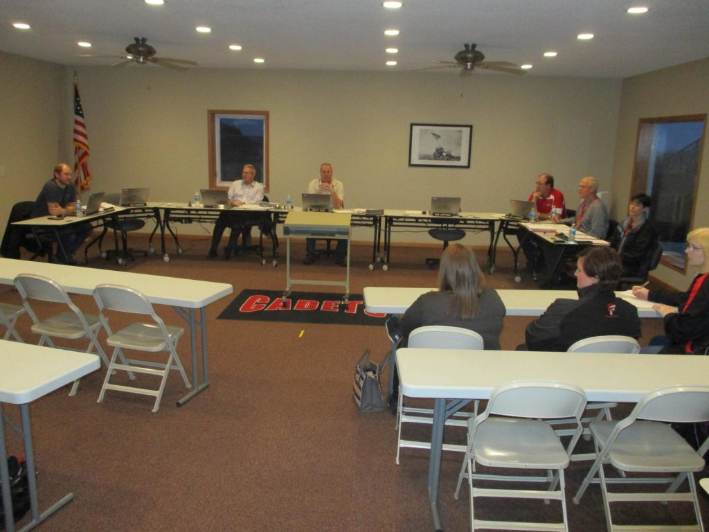 (Audio) Two More School Districts Interested In P2T