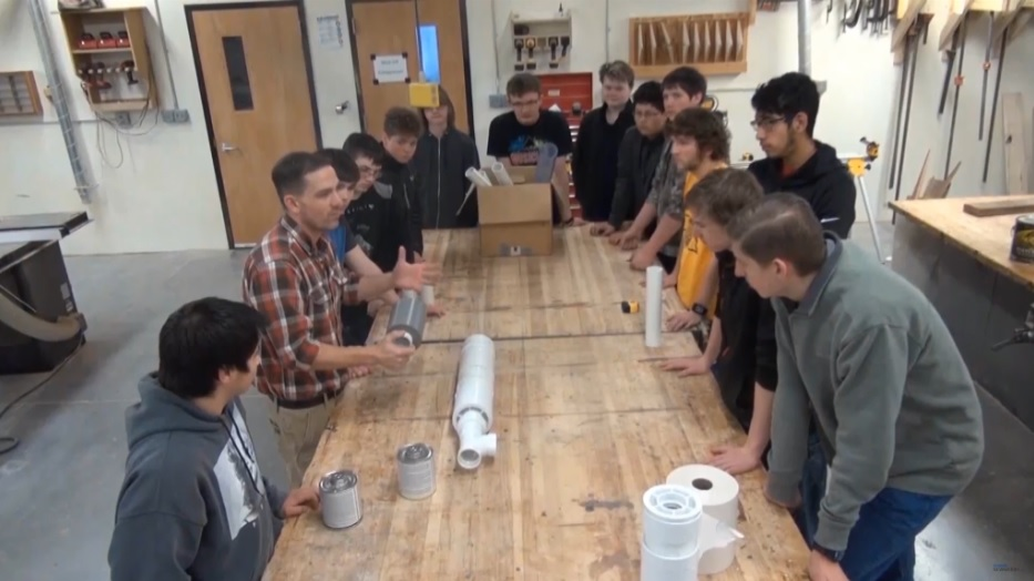 Gering High School falls short of second Samsung Solve for Tomorrow win